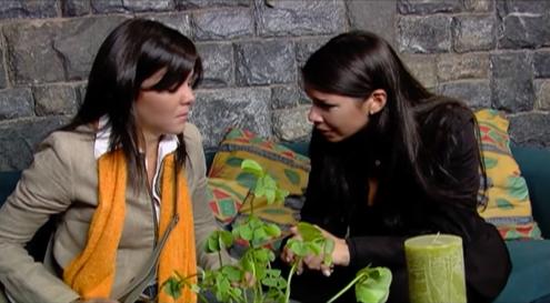 """Natalia Romero y Suki Landaeta en """"ELLA"""""""