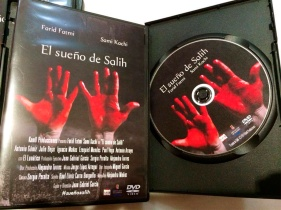 """DVD de """"El sueño de Salih"""""""