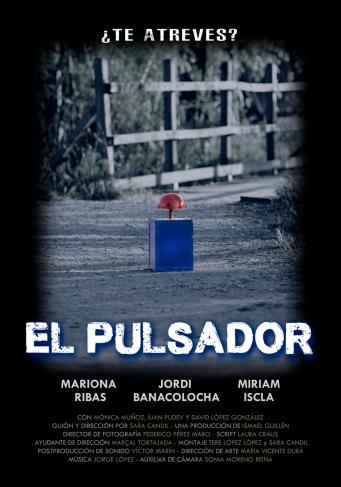 CARTEL EL PULSADOR